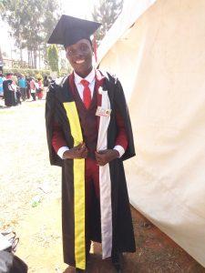 Ronald Ndayambaje
